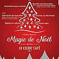 Les grands bichet participent au village de noel le 02 décembre !