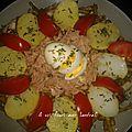 Salade haricot vert pomme de terre 5 pp