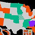 Primaires républicaines : la guerre d'usure se poursuit en illinois