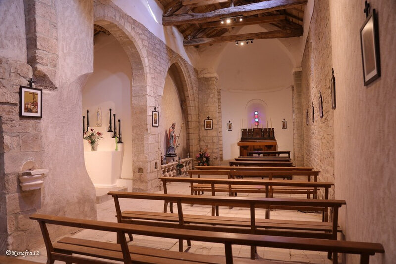 Photos JMP©Koufra12 - La Tour Sur Sorgues - Chapelle St Amans - 18112018 - 0032
