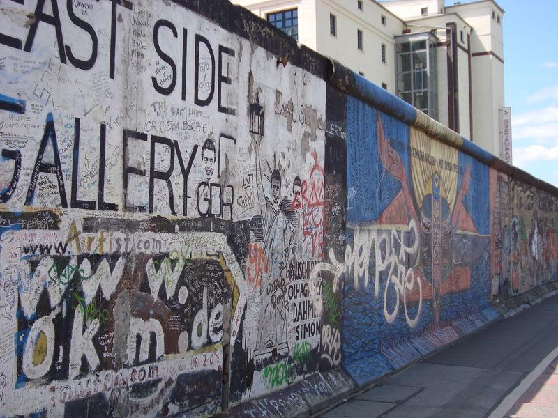 East side gallery, le nom de ce bout de mur