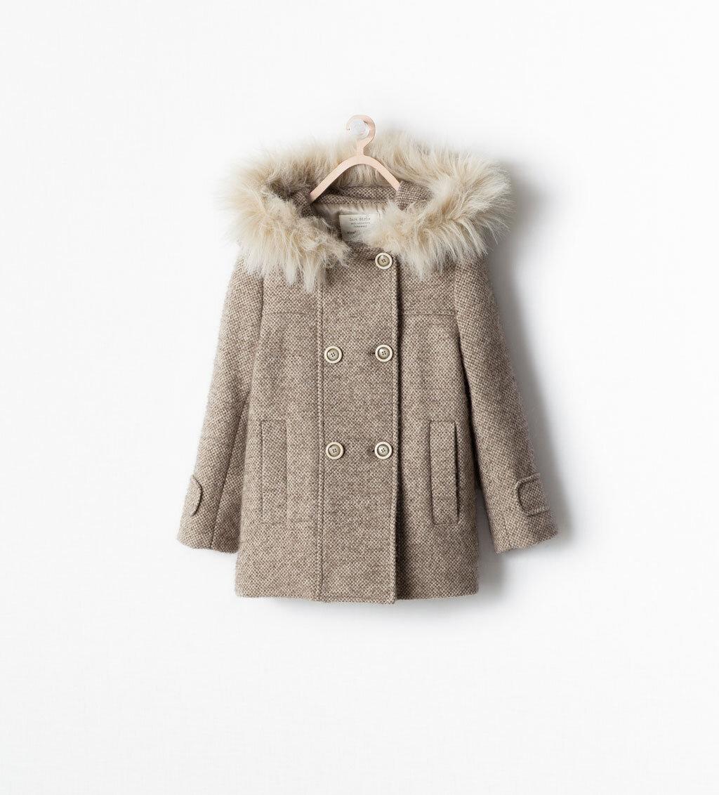 Manteau chaud pour femme petite