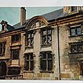Bourges Hotel Lallemant