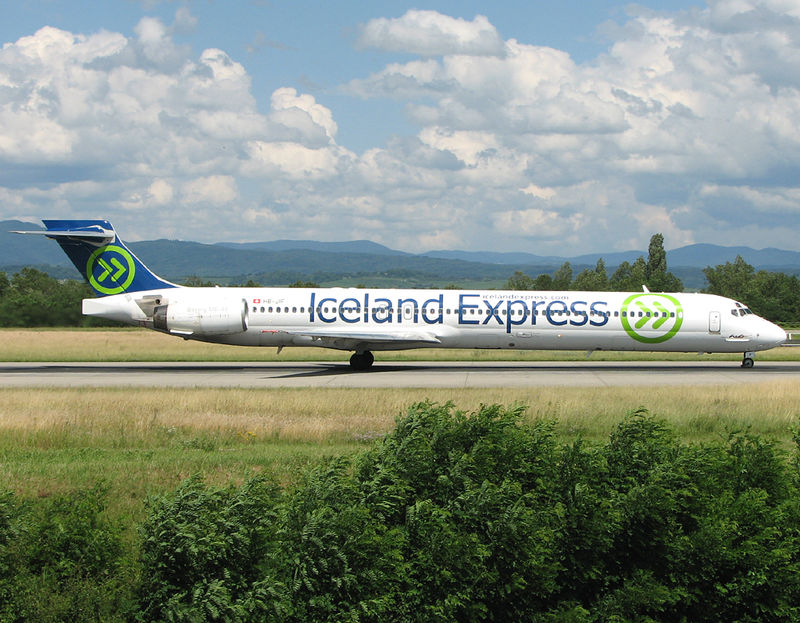 ICELAND EXPRESS