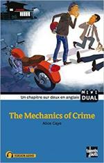 The mechanics of crime couv