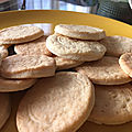 Gourmandises du dimanche- scottish biscuits de syl :)