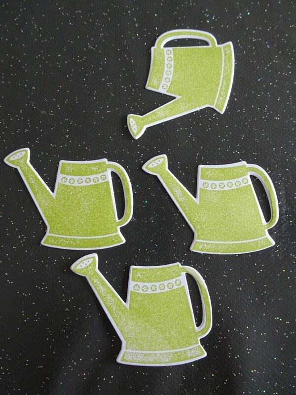 30g Swap pour l'atelier carte demi cercle