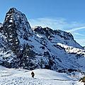 Formigal... vers le pic espelunceicha - sortie ski-rando