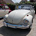 Volkswagen coccinelle cabriolet 1302 ls (1970-1972)