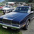 Chrysler new yorker landau 4door sedan 1988-1990