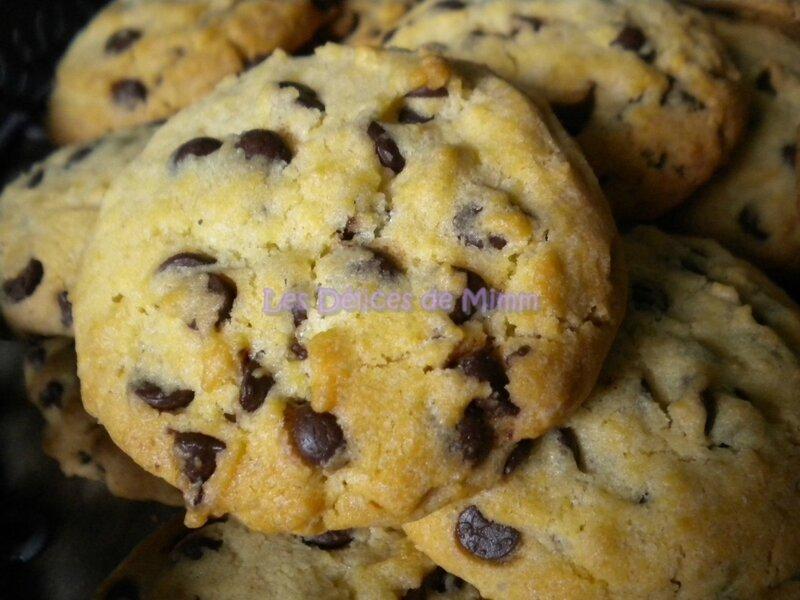 Cookies aux pépites de chocolat de Nigella 3