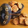 Petits pains d'épices (basler lacckerle)