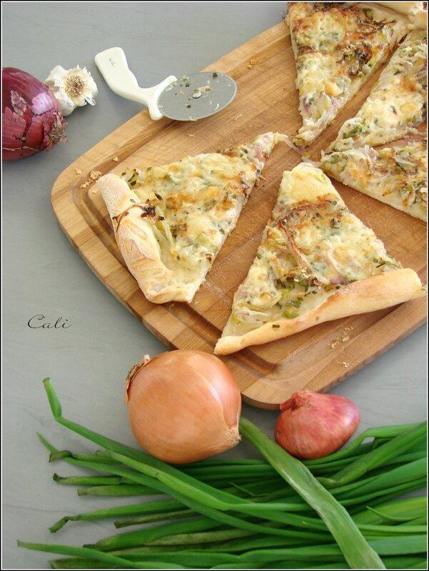 Pizza aux 7 Oignons 004