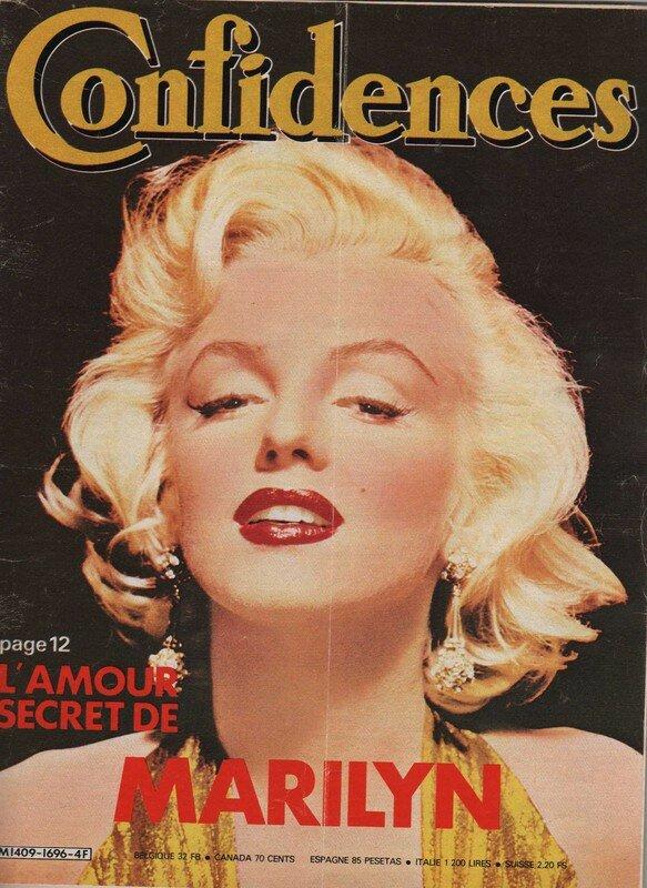 Confidences 1980