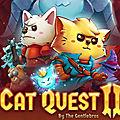 Test de cat quest 2 - jeu video giga france