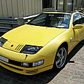 Nissan 300 zx twin turbo-1990