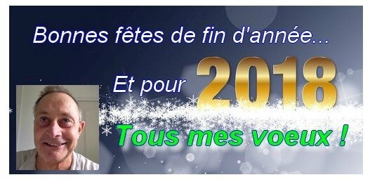 Voeux perso 2018