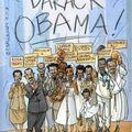 Les héros des droits civiques et barack obama