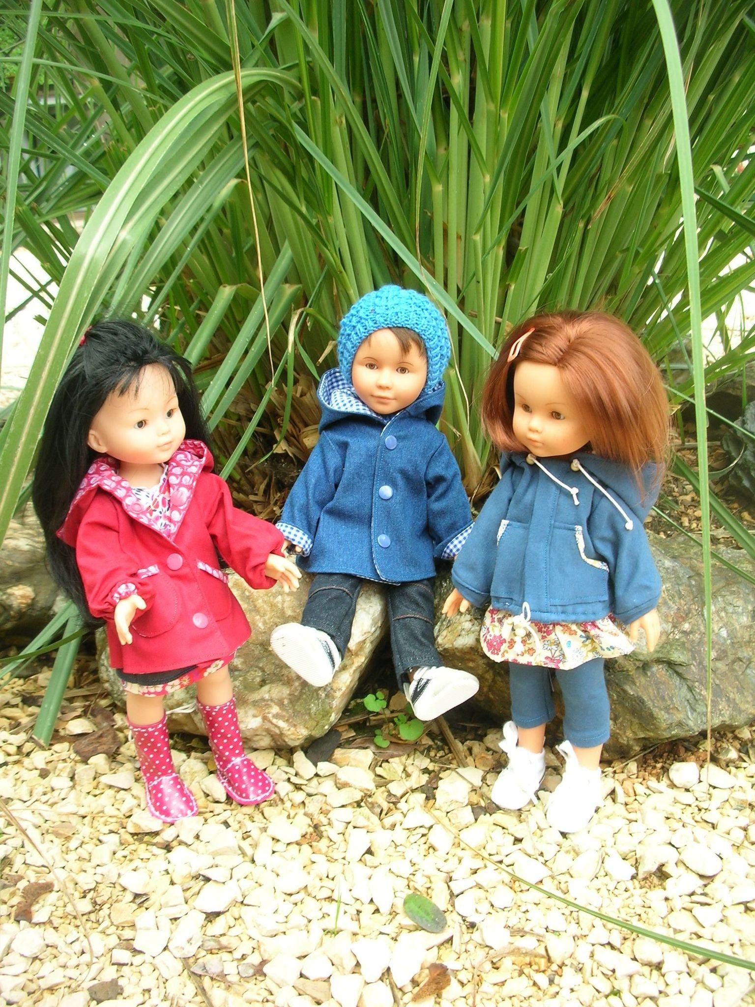 Ling,Cyrielle et Mathis