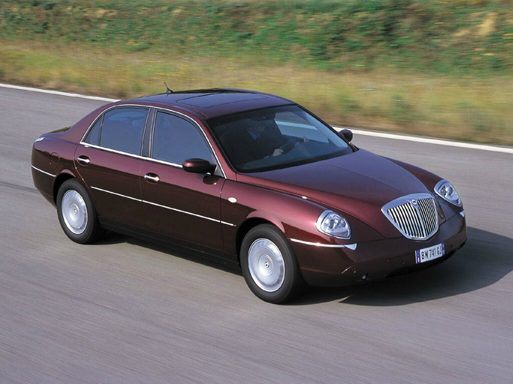 LANCIA THESIS / 2002-2009 - zoom auto blog