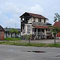 Rue excentrée Paramaribo
