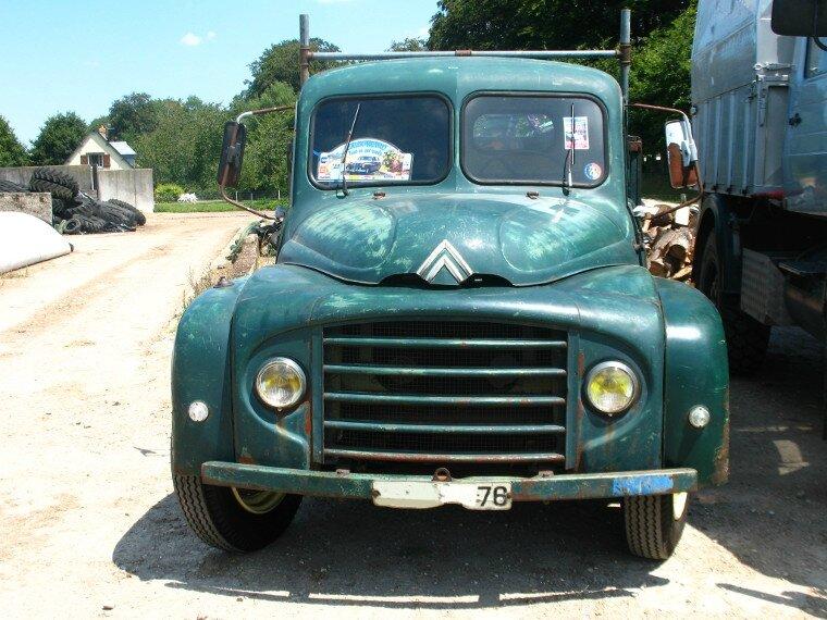 Citro 235 N U23 1953 1969 Autos Crois 233 Es