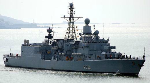 Allemagne-Fregate-Lubeck-1
