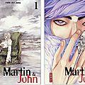 Martin et john tomes 1 et 2 - park hee jung