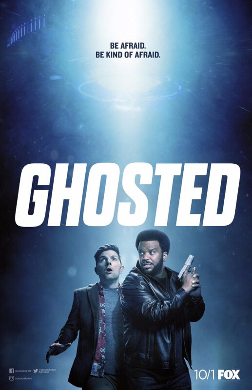 Ghosted affiche