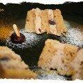 Terrine pain d'épices et foie gras