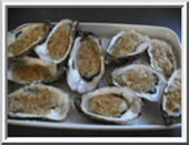 0001-huîtres gratinées