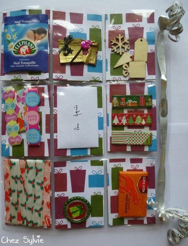 PL12 Paquets cadeaux goodies