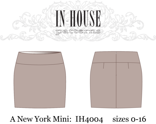 In-House Patterns - New-York Mini
