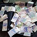 Valise magique multiplicateur d'argent, medium voyant africain