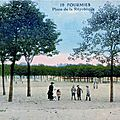 FOURMIES-Place de La République