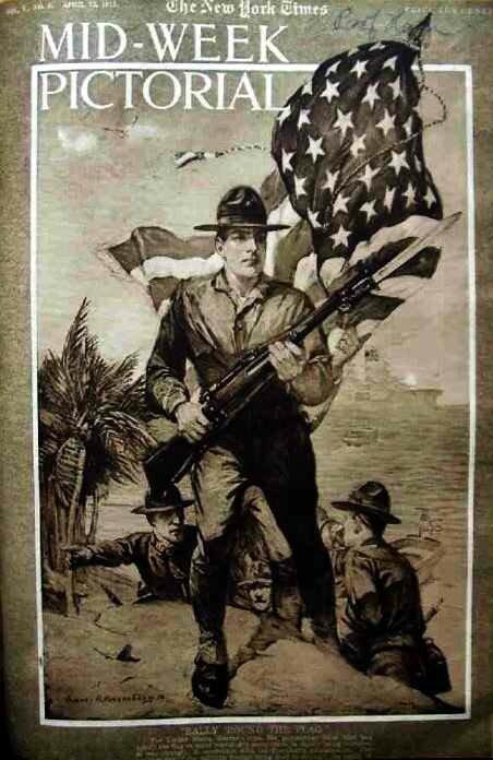 Mid Weel Pictorial 12 04 1917