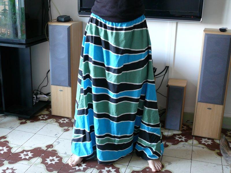 sarouel afro
