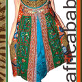 Robe « africababa » collector n°101110601