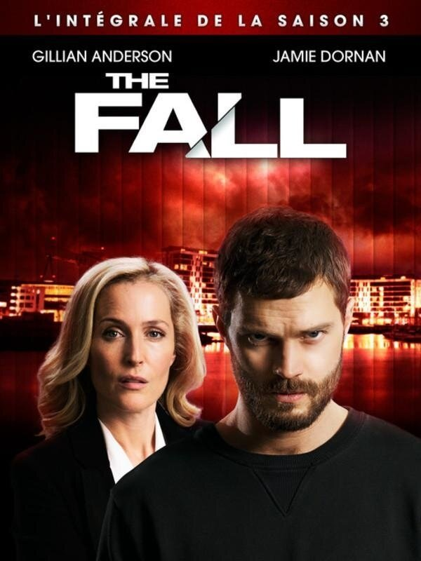 The Fall S3 jaquette
