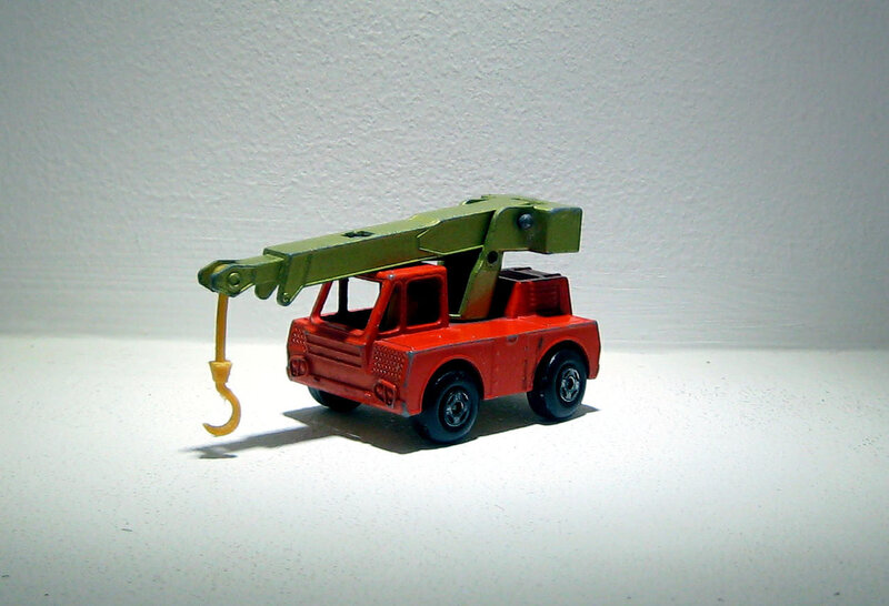 Iron fairy crane (Matchbox) 01