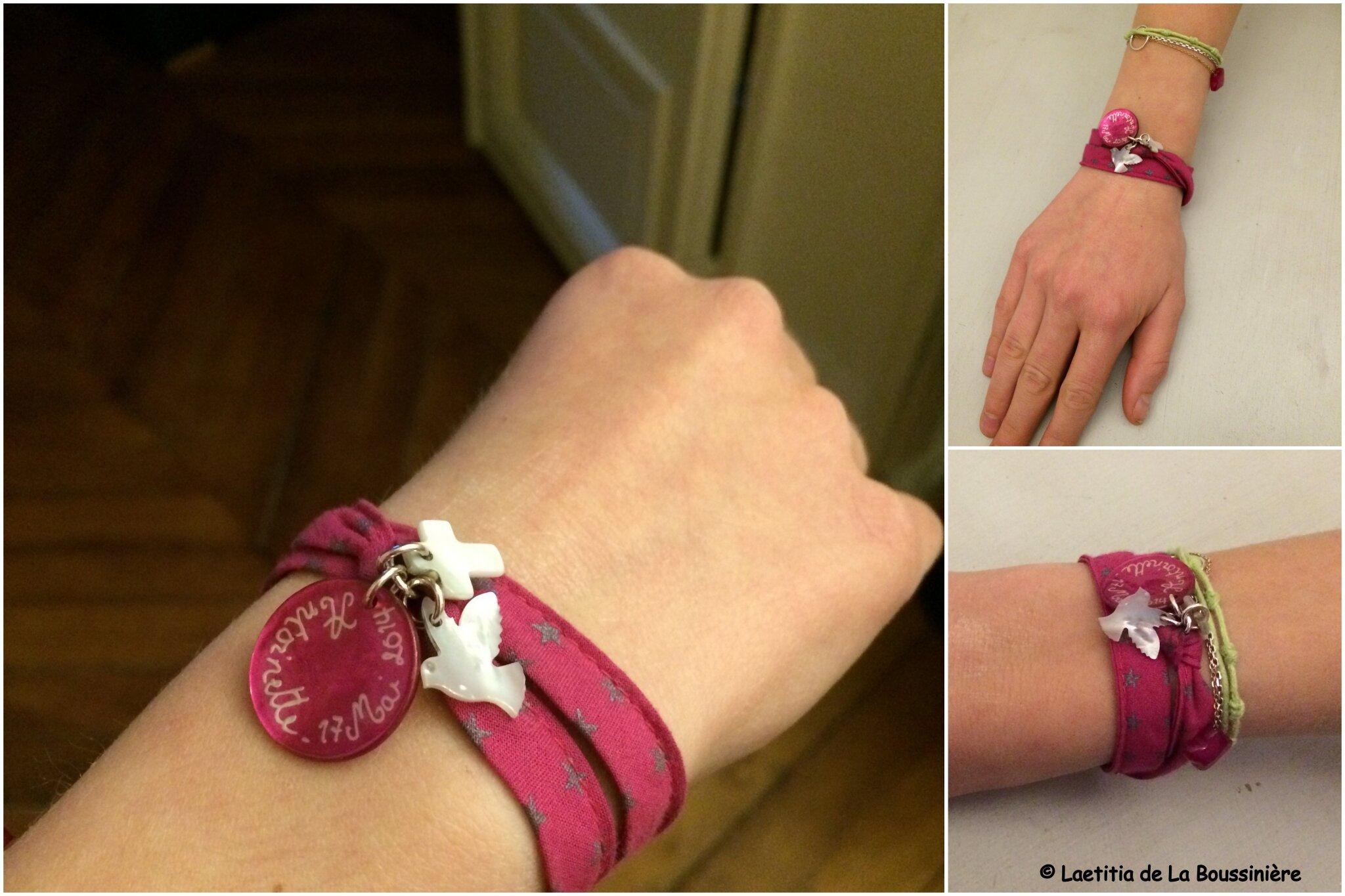 Le bracelet d'Antoinette