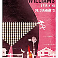 Williams charles / le bikini de diamants.