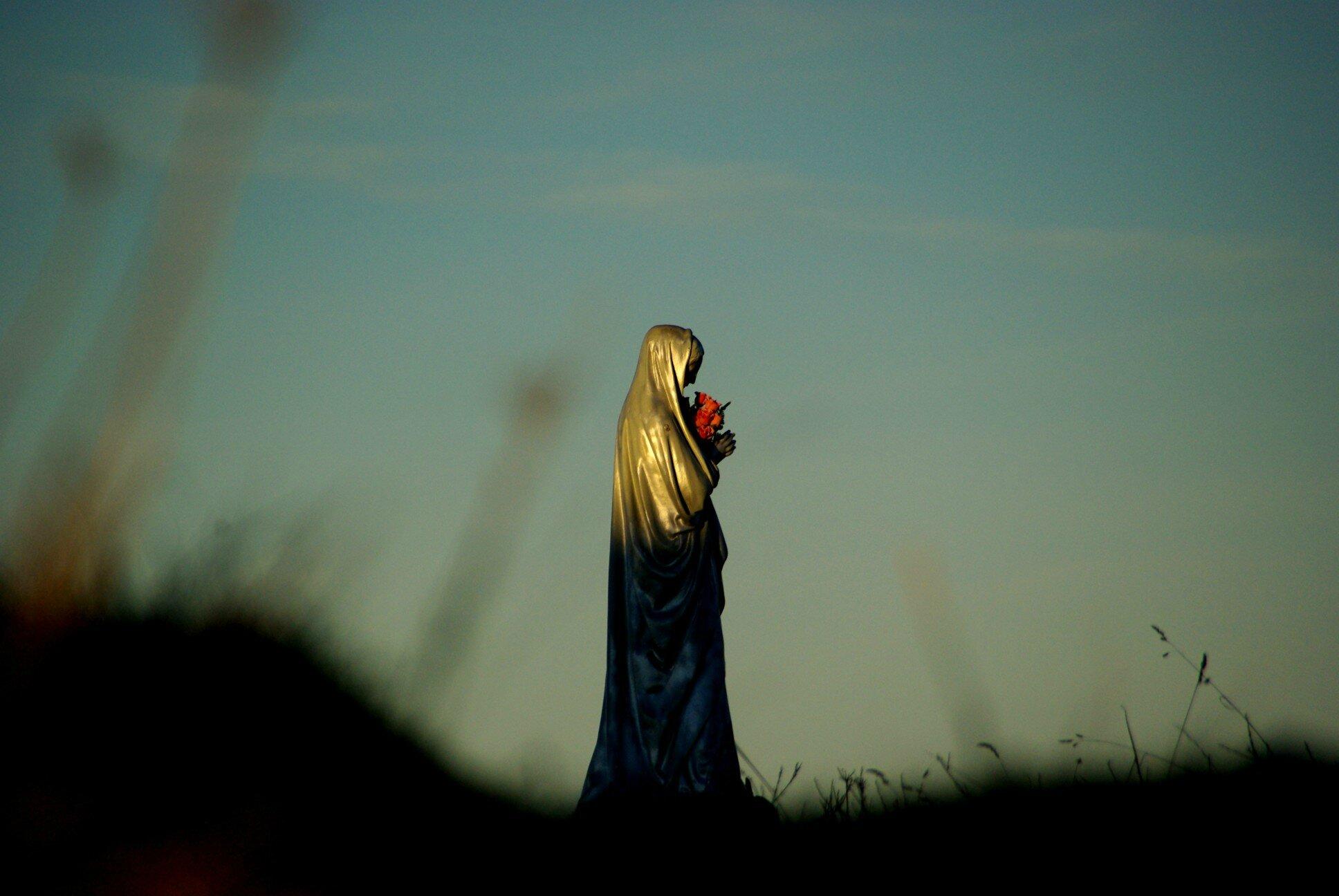 Vierge d'Andey 2