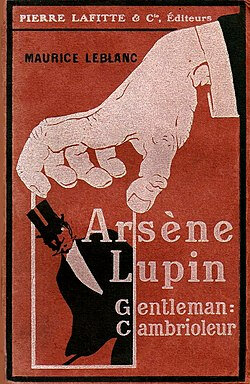 250px-Arsene_Lupin_1907_French_edition
