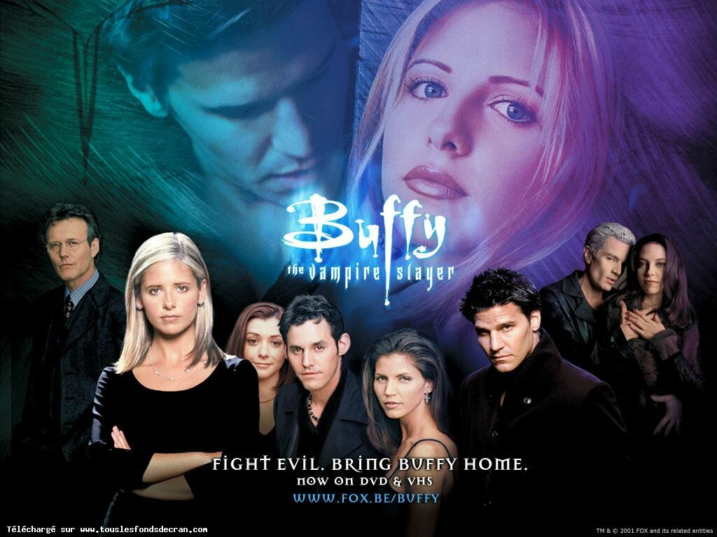 Affiche Buffy The Vampire Slayer