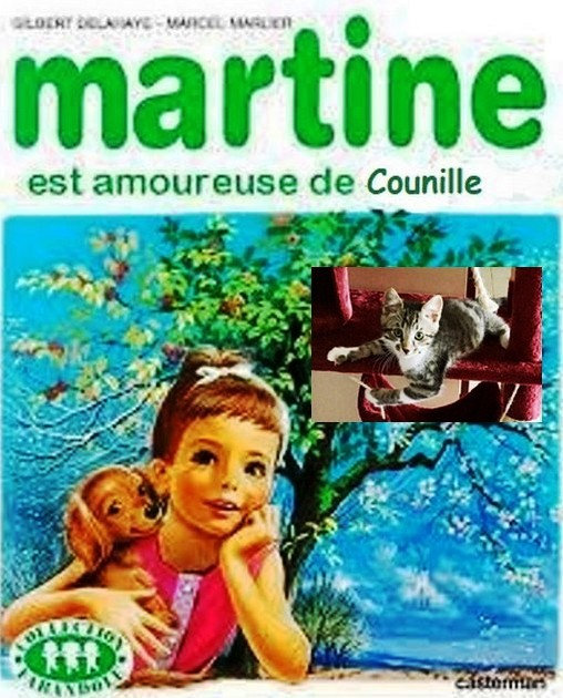 Martine Counille