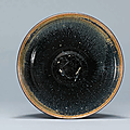 A Jian 'Hare's Fur' bowl, Southern Song dynasty (1127–1279)