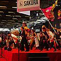 Japan Expo 2018 - European Yosakoi Show sur la scene Sakura (74)