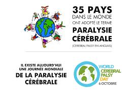 """Résultat de recherche d'images pour """"journée mondiale de la paralysie cérébrale"""""""