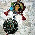 Collier Frida Kahlo